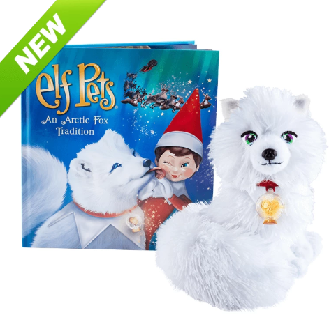 Elf Pet Artic Fox