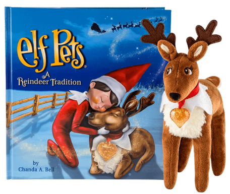 elf pet reindeer