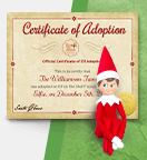 Elf on the Shelf registration