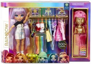 Rainbow Doll Fashion Studio Boxed