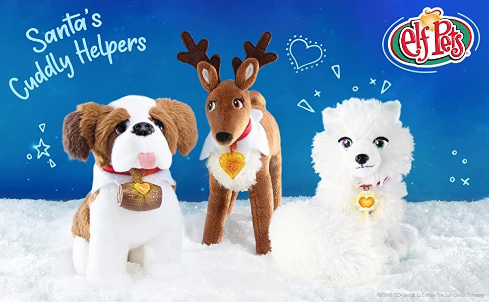 Triple Elf Pet Bundle